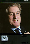 South Yorkshire Business Magazine.James Newman, Chairman LEP.Issue 27, 2011