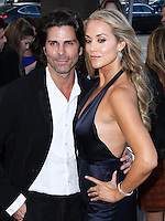 LOS ANGELES, CA, USA - JULY 19: Greg Lauren, Elizabeth Berkeley at the 4th Annual Celebration Of Dance Gala Presented By The Dizzy Feet Foundation held at the Dorothy Chandler Pavilion at The Music Center on July 19, 2014 in Los Angeles, California, United States. (Photo by Xavier Collin/Celebrity Monitor)