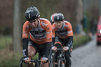 hard racing conditions<br /> <br /> GP Le Samyn 2017 (1.1)
