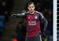 Leicester City's Danny Ward<br /> <br /> Photographer Andrew Kearns/CameraSport<br /> <br /> English League Cup - Carabao Cup Quarter Final - Leicester City v Manchester City - Tuesday 18th December 2018 - King Power Stadium - Leicester<br />  <br /> World Copyright &copy; 2018 CameraSport. All rights reserved. 43 Linden Ave. Countesthorpe. Leicester. England. LE8 5PG - Tel: +44 (0) 116 277 4147 - admin@camerasport.com - www.camerasport.com
