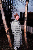 Mar 11, 1986: PUBLIC IMAGE LIMITED - John Lydon Photosession