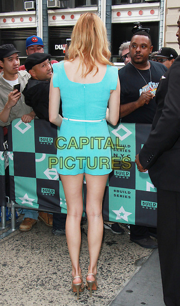 NEW YORK, NY - OCTOBER 23: Heather Graham at AOL Build Series to promote Law &amp; Order: True Crimes  in New York City on  October 23, 2017. <br /> CAP/MPI/RW<br /> &copy;RW/MPI/Capital Pictures