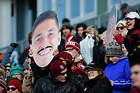 Chester, PA - Sunday December 10, 2017: Fans. Stanford University defeated Indiana University 1-0 in double overtime during the NCAA 2017 Men's College Cup championship match at Talen Energy Stadium.