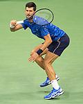 Novak Djokovic (SRB) defeated Juan Ignacio Londero (ARG) 6-4, 7-6, 6-1