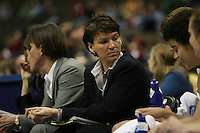 18 March 2006: Karen Middleton during Stanford's 72-45 win over Southeast Missouri State in the first round of the NCAA Women's Basketball championships at the Pepsi Center in Denver, CO.