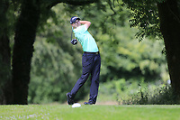 Alex Maguire (L&B) during the final round of the Connacht Boys Amateur Championship, Oughterard Golf Club, Oughterard, Co. Galway, Ireland. 05/07/2019<br /> Picture: Golffile | Fran Caffrey<br /> <br /> <br /> All photo usage must carry mandatory copyright credit (© Golffile | Fran Caffrey)