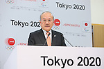 Mitsunori Torihara, MARCH 28, 2016 : Ajinomoto held a press conference in Tokyo to announce that it had entered into a partnership agreement with the Tokyo Organising Committee of the 2020 Olympic and Paralympic Games and as such has become an official partner for Tokyo 2020. (Photo by YUTAKA/AFLO SPORT)