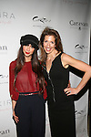 "Orange Is The New Black Actresses Jackie Cruz and Alysia Reiner   Attend KiraKira & Alysia Reiner of ""ORANGE IS THE NEW BLACK"" Support WPA With Caravan at the Carlton Hotel, NY"