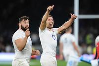 Sam Burgess of England celebrates - 15/08/2015 - Twickenham Stadium - London <br /> Mandatory Credit: Rob Munro/Stewart Communications