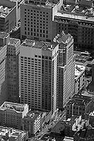 aerial photograph Union Square San Francisco