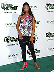 Omarosa Manigault-Stallworth attends the Columbia Pictures' Premiere of The Green Hornet held at The Grauman's Chinese Theatre in Hollywood, California on January 10,2011                                                                               © 2010 DVS / Hollywood Press Agency