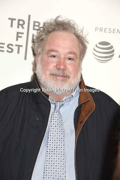 "Producer Thomas Hulce attends ""The Seagull"" Screening at the Tribecca Film Festival at BMCC on April 21, 2018 in New York City, New York, USA.<br /> <br /> photo by Robin Platzer/Twin Images<br />  <br /> phone number 212-935-0770"