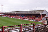 23/06/2000 Blackpool FC Bloomfield Road Ground.West stand from the home section of the Kop......© Phill Heywood.