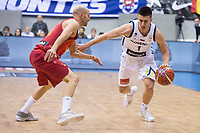 Spain Albert Oliver and Slovenia Matic Rebec during FIBA European Qualifiers to World Cup 2019 between Spain and Slovenia at Coliseum Burgos in Madrid, Spain. November 26, 2017. (ALTERPHOTOS/Borja B.Hojas) /NortePhoto NORTEPHOTOMEXICO