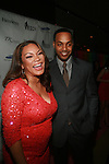 Honoree Egypt Sherrod and DJ Fadelf Attend the 3rd Annual WEEN Awards Honoring Estelle, Keri Hilson, Tracy Wilson Mourning, Egypt Sherrod, Danyel Smith and Jennifer Yu Held at Samsung Experience at Time Warner Center, NY  11/10/11