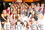 Louise O'Connor, Doire Loin, Tralee celebrates her 21st Birthday with family and friends at home on Saturday