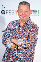 Chef and TV Host Alberto Chicote attends presentation of new season of 'La Sexta' during FestVal in Vitoria, Spain. September 05, 2018. (ALTERPHOTOS/Borja B.Hojas) /NortePhoto.com NORTEPHOTOMEXICO