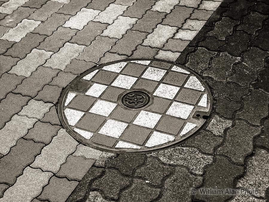 Walk Over Circle in Ota, Japan 2014.