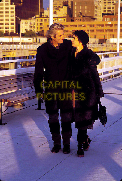 RICHARD GERE & WINONA RYDER .in Autumn In New York.Filmstill - Editorial Use Only.Ref: 9942.www.capitalpictures.com.sales@capitalpictures.com.Supplied by Capital Pictures