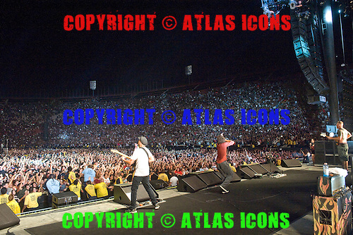 Rage Against The Machine.Photo Credit: David Atlas/Atlas Icons.com