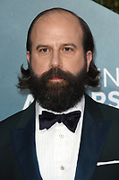 LOS ANGELES - JAN 19:  Brett Gelman at the 26th Screen Actors Guild Awards at the Shrine Auditorium on January 19, 2020 in Los Angeles, CA