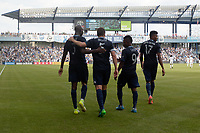 Sporting Kansas City vs Minnesota United FC, June 3, 2017