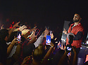 MIAMI BEACH, FL - JUNE 20: Rapper NAV aka Navraj Goraya performs during 'The Bad Habits Tour' at Fillmore Miami Beach at the Jackie Gleason Theater  on June 20, 2019 in Miami Beach, Florida. ( Photo by Johnny Louis / jlnphotography.com )