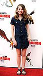 UNIVERSAL CITY, CA. - March 21: Sammi Hanratty arrives at the premiere of ''How To Train Your Dragon'' at Gibson Amphitheater on March 21, 2010 in Universal City, California.