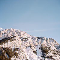 Mountains in Colorado.<br /> <br /> Photo by Matt Nager