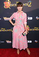 """11 July 2017 - Hollywood, California - Katie Aselton. Disney's """"Descendants 2"""" Los Angeles Premiere held at the ArcLight Cinerama Dome in Hollywood. Photo Credit: Birdie Thompson/AdMedia"""