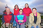 GeoFest - Gearing up for a busy weekend of Walks, Wildlife & The Arts taking place in venues around South Kerry this weekend.  Pictured here the Valentia branch of GeoFest front l-r; Donie O'Sullivan, Miriam Lyon, Fiona Kidd, back l-r; Maria O'Connell & Joanne Cahill.....Ref Sinead