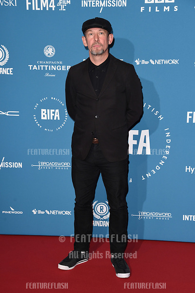 LONDON, UK. December 02, 2018: Ian hart at the British Independent Film Awards 2018 at Old Billingsgate, London.<br /> Picture: Steve Vas/Featureflash