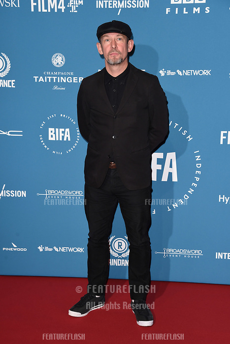LONDON, UK. December 02, 2018: Ian hart at the British Independent Film Awards 2018 at Old Billingsgate, London.<br /> Picture: Steve Vas/Featureflash