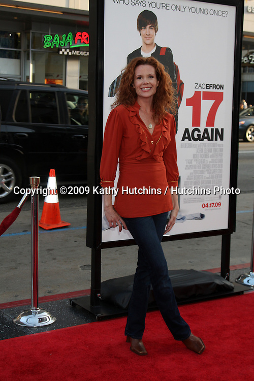 Robyn Lively arriving at the 17 Again Premiere at Grauman's Chinese Theater in Los Angeles, CA on April 14, 2009.©2009 Kathy Hutchins / Hutchins Photo....                .