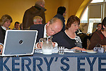 Objections were heard at an oral hearing in Tralee called by An Bord Pleana?la on the Shannon LNG Liquid natural gas terminal Brandon Hotel on Monday 21st January.   Copyright Kerry's Eye 2008