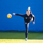 04.02.2020 Rangers training: Andy Halliday