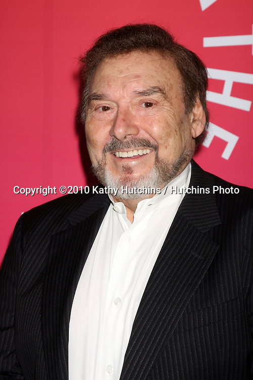 Joe Mascolo.arriving at the Ken Corday Days of Our Lives Book Launch Party.Paley Center for Media.Beverly Hills, CA.April 29, 2010.©2010 Kathy Hutchins / Hutchins Photo...