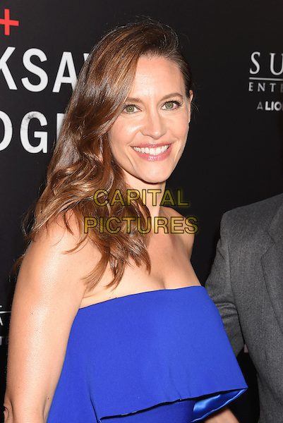 BEVERLY HILLS, CA - OCTOBER 24: Actress KaDee Strickland;  attends the screening of Summit Entertainment's 'Hacksaw Ridge' at Samuel Goldwyn Theater on October 24, 2016 in Beverly Hills, California.<br /> CAP/ROT/TM<br /> &copy;TM/ROT/Capital Pictures