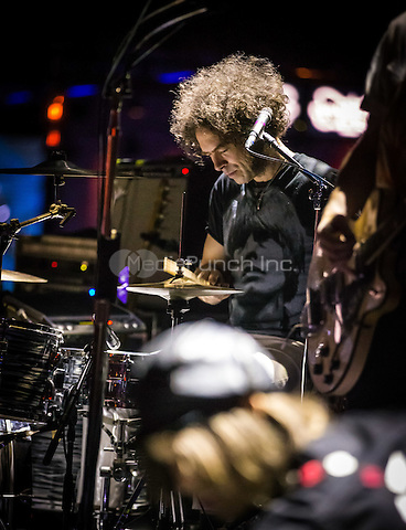 LAS VEGAS, NV - November 6, 2015: ***HOUSE COVERAGE*** The Dandy Warhols at Brooklyn Bowl Las Vegas at The Linq in Las vegas, NV on November 6, 2015. Credit: Erik Kabik Photography/ MediaPunch