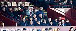 15.12.2019 Motherwell v Rangers: Rangers directors