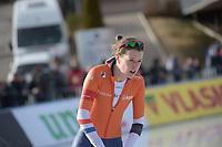 SPEED SKATING: COLLALBO: Arena Ritten, 12-01-2019, ISU European Speed Skating Championships, Ireen Wüst (NED), ©photo Martin de Jong