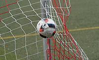 Tor für Büttelborn, der Ball zappelt im Netz - Büttelborn 03.10.2019: SKV Büttelborn vs. FSG Riedrode, Gruppenliga Darmstadt