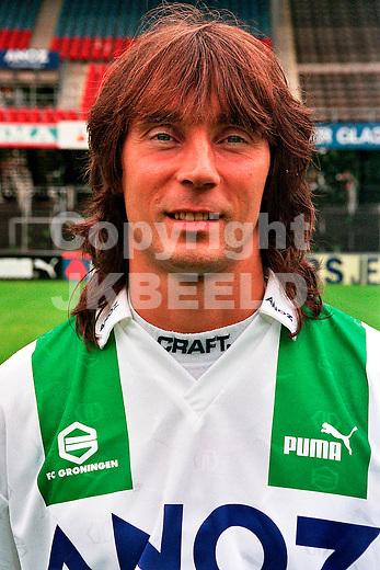 fc groningen seizoen 1998-1999 30-07-1998 marcel peeper.fotograaf: Jan Kanning
