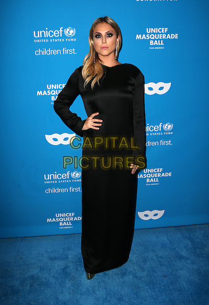 LOS ANGELES, CA - OCTOBER 27: Cassie Scerbo at the Fourth Annual UNICEF Masquerade Ball Los Angeles at Clifton's Cafeteria in Los Angeles, California on October 27, 2016. <br /> CAP/MPI/FS<br /> &copy;FS/MPI/Capital Pictures