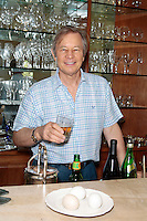 Michael York.Private Photo Shoot with Actor Michael York and his wife Pat York at their home in Los Angeles, California.November 2008