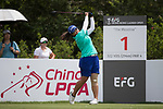 Golfer Ching Huang of taiwan during the 2017 Hong Kong Ladies Open on June 9, 2017 in Hong Kong, China. Photo by Chris Wong / Power Sport Images