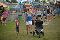 NWA Democrat-Gazette/ANDY SHUPE<br /> Wednesday, Aug. 8, 2018, during the 120th annual Tontitown Grape Festival in Tontitown. The festival continues through Saturday. The festival features a nightly midway, an arts and crafts fair, spaghetti dinners and live entertainment.