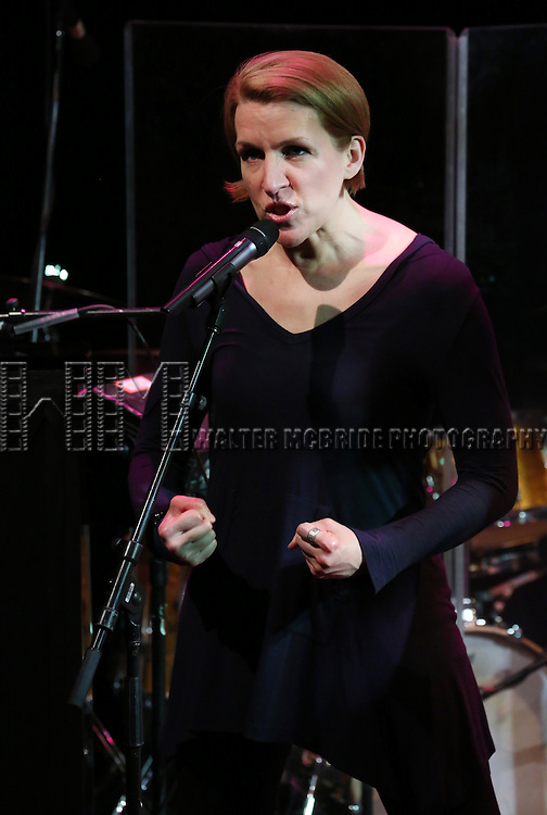 'Volleygirls' featuring Susan Blackwell Performing at The New York Musical Theatre Festival - Special Preview at The Studio Theatre on July 2, 2013 in New York City.