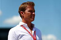 Nico Rosberg Hungarian GP , Budapest 2-4 August 2019 Hungaroring<br /> Budapest 04/08/2019 GP Hungary <br /> Formula 1 Championship 2019 Race  <br /> Photo Federico Basile / Insidefoto