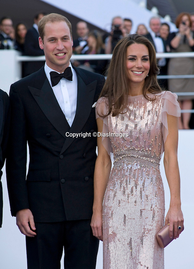 "PRINCE WILLIAM & CATHERINE, DUCHESS OF CAMBRIDGE.attend the 10th ARK Gala Dinner, Kensington Palace Gardens, London_09/06/2011.This was the couple's first official engagement since the wedding.Mandatory Photo Credit: ©Dias/DIASIMAGES..**ALL FEES PAYABLE TO: ""NEWSPIX INTERNATIONAL""**..PHOTO CREDIT MANDATORY!!: DIASIMAGES(Failure to credit will incur a surcharge of 100% of reproduction fees)..IMMEDIATE CONFIRMATION OF USAGE REQUIRED:.DiasImages, 31a Chinnery Hill, Bishop's Stortford, ENGLAND CM23 3PS.Tel:+441279 324672  ; Fax: +441279656877.Mobile:  0777568 1153.e-mail: info@diasimages.com"